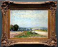 Alfred sisley, la strada di montbuisson a louveciennes, 1875.JPG