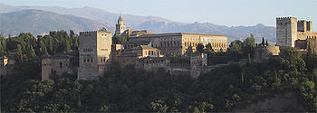 View from the Albaicín