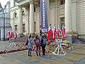 Alians PL MieszkańcyLublinawhołdziePrezydentowiRP,10-04-2010,20100412018.jpg
