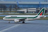 EI-IMH - A319 - Alitalia