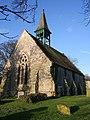All Saints Church, Eaton - geograph.org.uk - 1764479.jpg