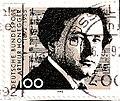 Allemagne timbre ArthurHonegger 1992obl.jpg