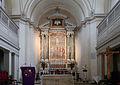 Altar of San Sebastiano fuori le mura (Rome).jpg