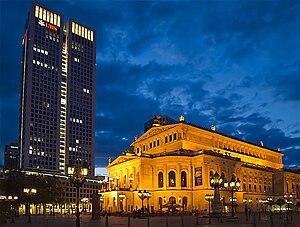 Alte Oper Frankfurt & UBS Abend
