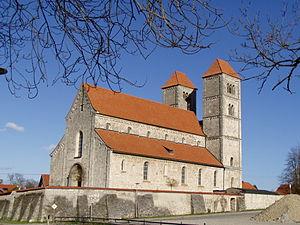 Altenstadt, Upper Bavaria - Basilica of St. Michael
