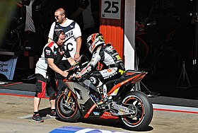 Image illustrative de l'article Aprilia RS-GP