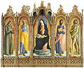 Alvise Vivarini Madonna and Child with Four Saints.jpg