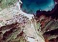 Amarube railway bridge Aerial photograph.jpg