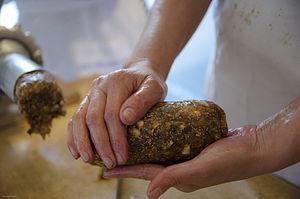 Fruitcake - Bollo de higo preparation