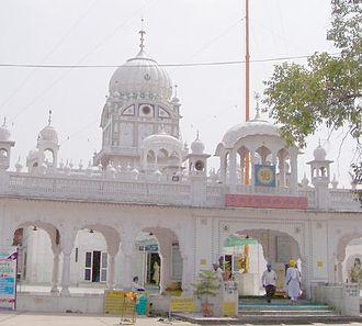 Mohali - Gurudwara Amb Sahib