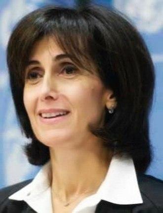Christianity in Jordan - Dina Kawar currently serves as Jordan's Ambassador to the United States.