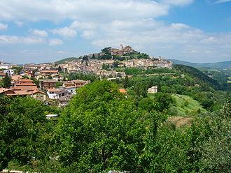 Province of Terni - Image: Amelia 1