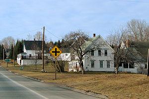 Amherst, Maine - Image: Amherst ME