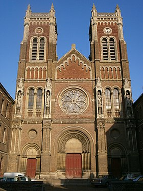Image illustrative de l'article Église Sainte-Anne d'Amiens