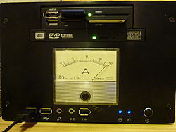 definition of ammeter