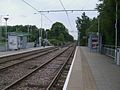 Ampere Way tramstop look west.JPG