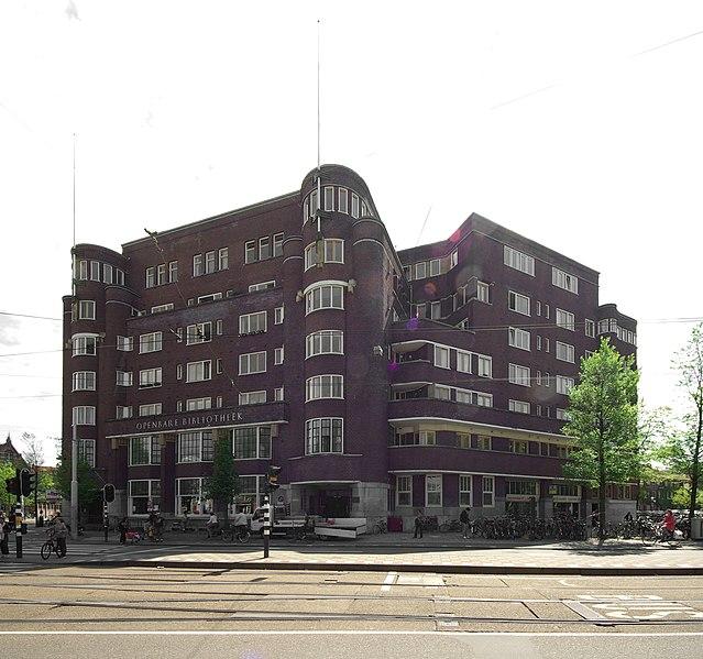 File:Amsterdam Het Nieuwe Huis 002.JPG