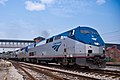 Amtrak 181 with the Capitol Limited at Martinsburg, July 2007.jpg