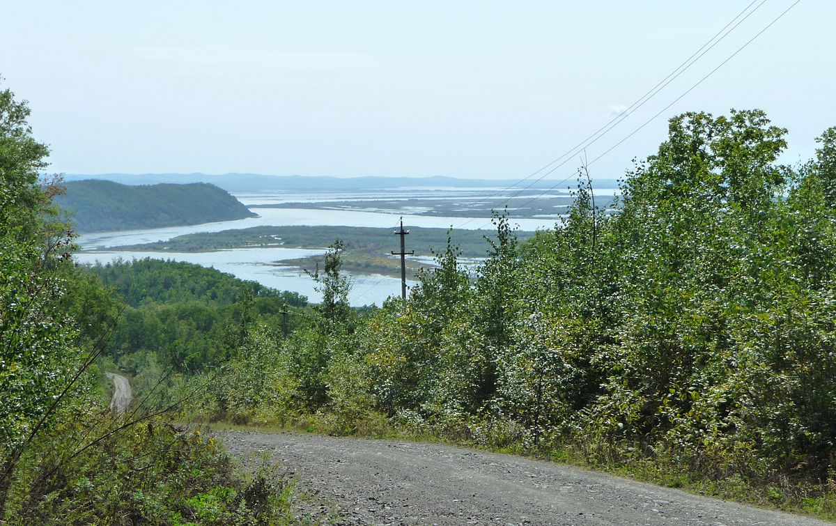 Amur Fluss