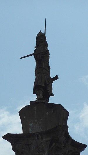 An Dương Vương - Statue of An Dương Vương in Ho Chi Minh City, Vietnam