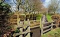 An entrance to Belmont Park, Belfast - geograph.org.uk - 1765466.jpg
