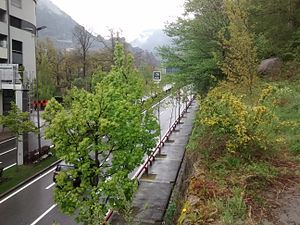Transport in Andorra - CG-2, a major road in Andorra