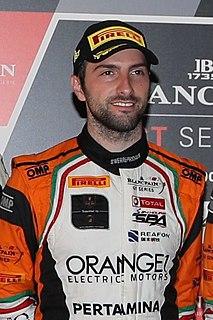 Andrea Caldarelli Italian racing driver