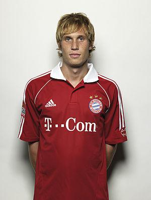 Andreas Ottl - Ottl with Bayern Munich in 2006