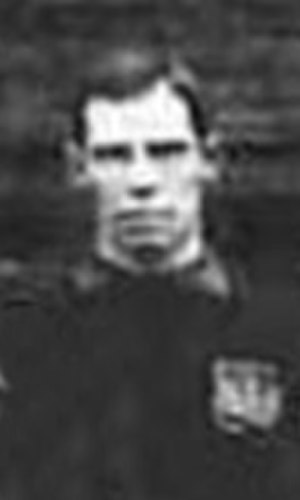 Andy Clark (footballer) - Clark while with Leeds City in 1906.