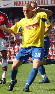 Andy Wilkinson English footballer