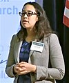 Angela Brooks speaks at the Cancer Genome Atlas 4th Annual Scientific Symposium.jpg