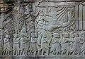 Angkor Thom-Bayon-44-Schlacht im Wald-2007-gje.jpg