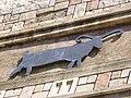 Animal Sculptures at the entrance to Ramot, Jerusalem -8 (6961696737).jpg