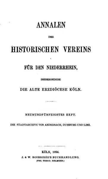 File:Annalen des Historischen Vereins für den Niederrhein 59 (1894).djvu