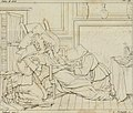 Annales du musée et de l'école moderne des beaux-arts - recueil de gravures au trait, d'après les principaux ouvrages de peinture, sculpture, ou projets d'architecture, qui, chaque année, ont remporté (14779487122).jpg