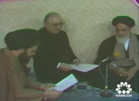 File:Annibale Bugnini reads Pope John Paul II letter to Khomeini - 1979-11-10.webm