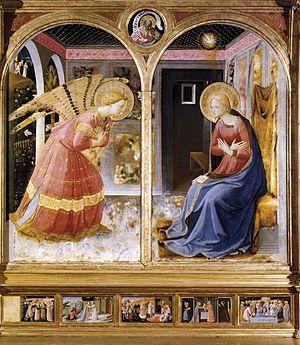 Annunciation of San Giovanni Valdarno
