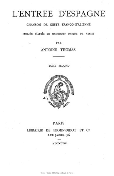 File:Anonyme - L'entrée d'Espagne, tome 2.djvu
