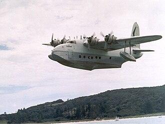 Short Sandringham - Image: Ansett Short S 25 Sandringham 4 Lord Howe Island Wordsworth