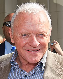 Sir Anthony Hopkins 2010-ben
