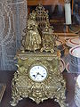 Antique clock in Katowice shop.JPG