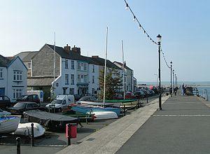 Appledore, Torridge - Image: Appledore quay 800