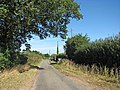Approaching Sallow Lane Farm - geograph.org.uk - 1501551.jpg