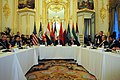 Arab Peace Initiative Members Meet With Secretary Kerry in France (11910170395).jpg