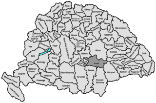 Arad County (former) county of the Kingdom of Hungary