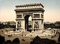 Arc de Triomphe, de l'Etoile, Paris, France-LCCN2001698547.jpg