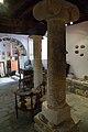 Archaic Greek columns in medieval interior, 6th c BC, 13th c, Naxos, 143786.jpg