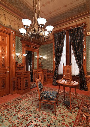 George A. Schastey - Image: Architectural woodwork and paneling MET DP369460