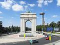 Arco de la victoria faro de moncloa madrid.jpg