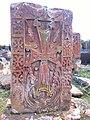 Arinj khachkar, old graveyard (51).jpg
